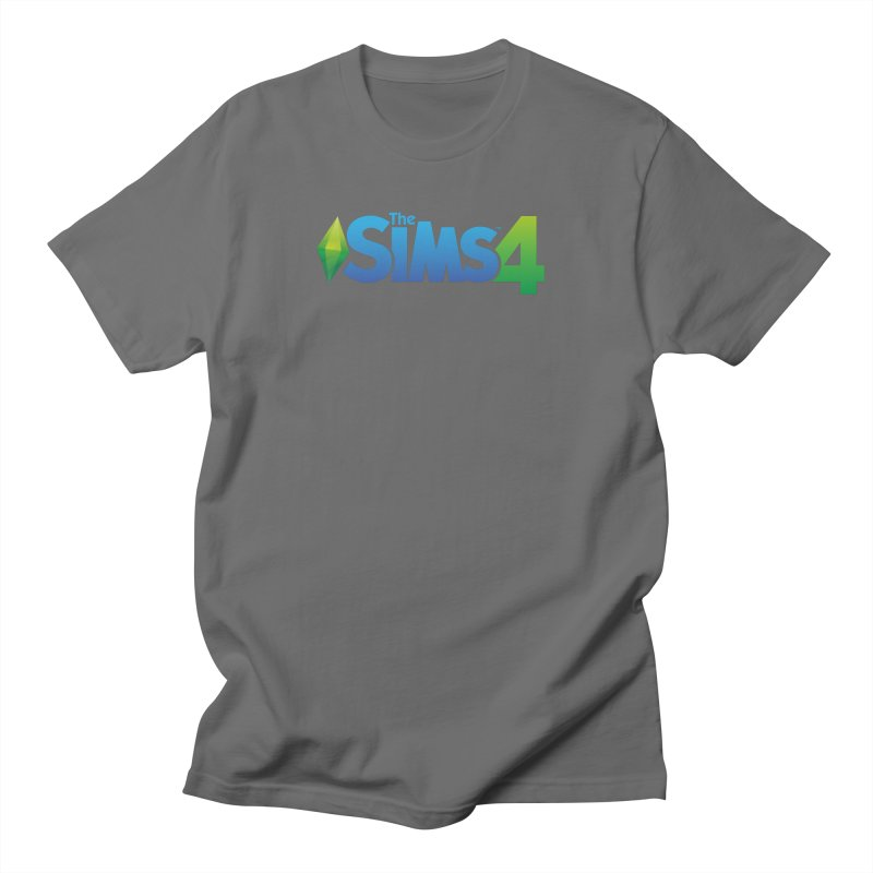 The Sims 4 Men's Regular T-Shirt by The Sims Official Threadless Store