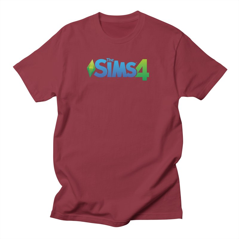 The Sims 4 Women's Regular Unisex T-Shirt by The Sims Official Threadless Store