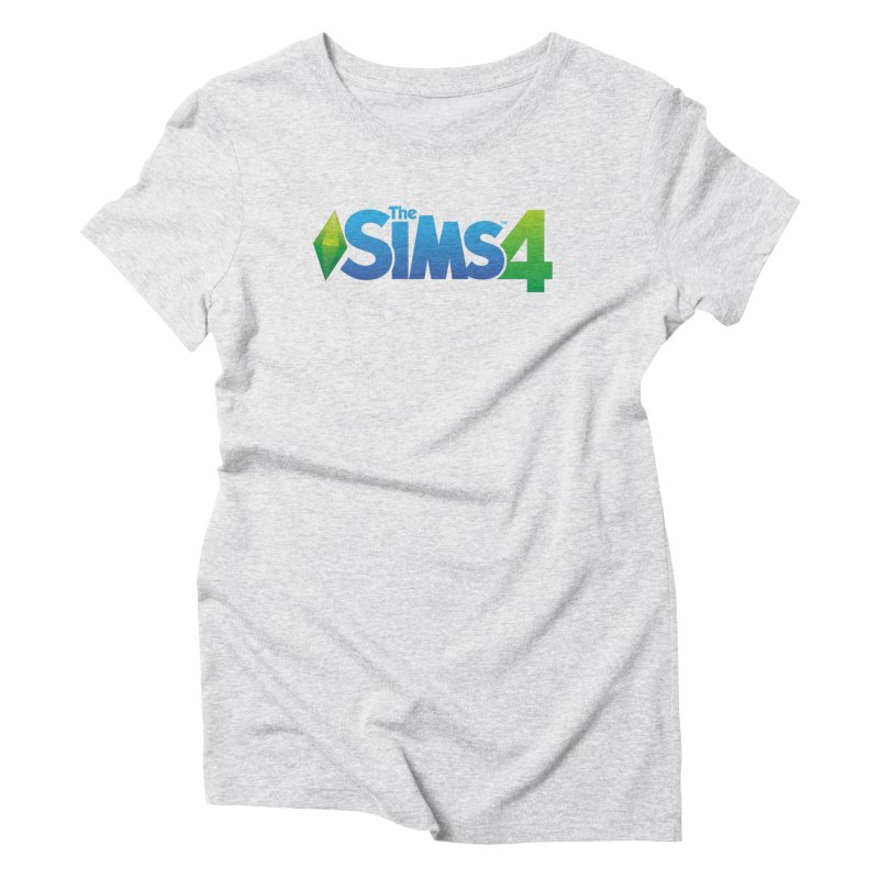 The Sims 4 Women's Triblend T-Shirt by The Sims Official Threadless Store