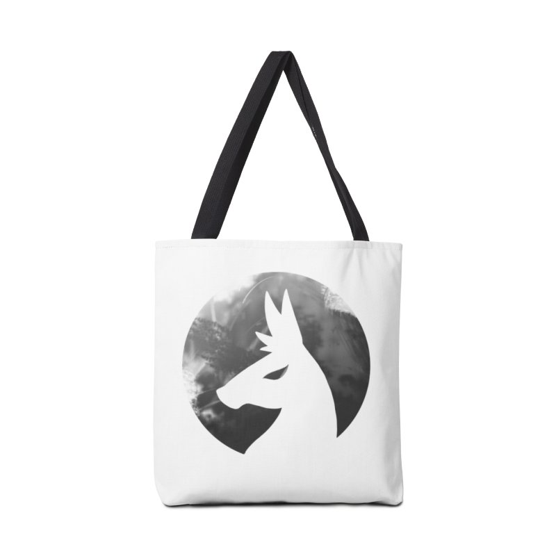 Villain Llama Logo in Tote Bag by The Sims Official Threadless Store