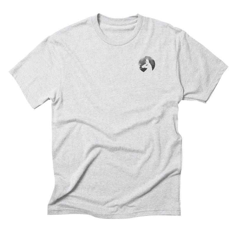 Villain Llama Logo Men's Triblend T-Shirt by The Sims Official Threadless Store