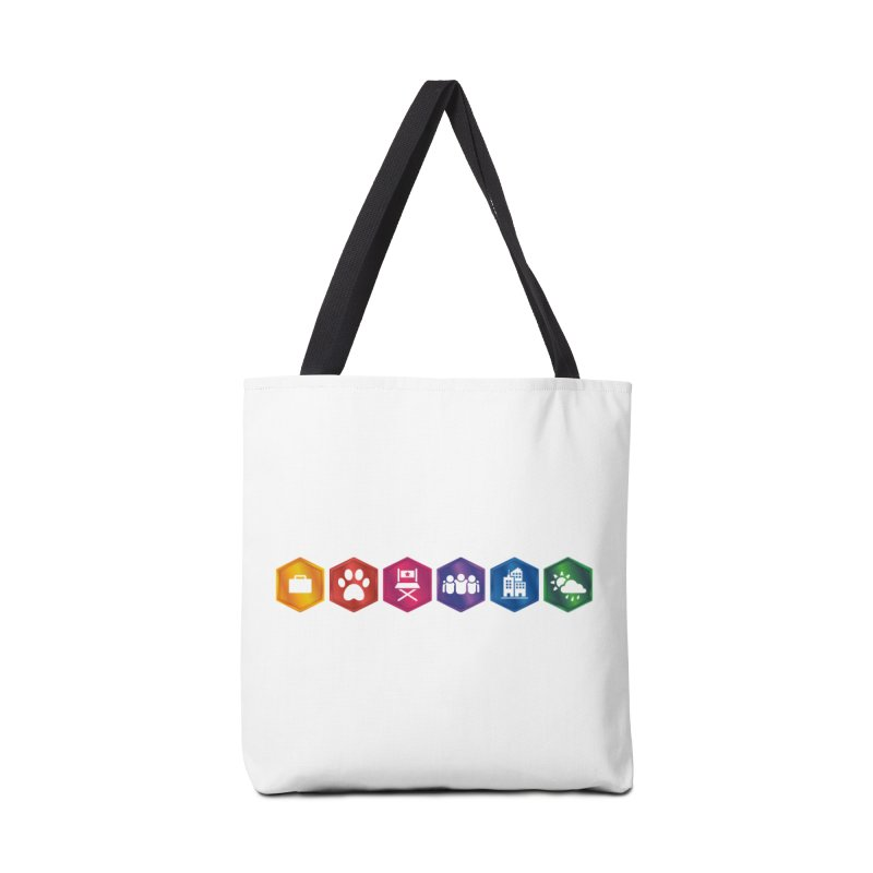 The Sims 4 Expansion Packs Accessories Bag by The Sims Official Threadless Store