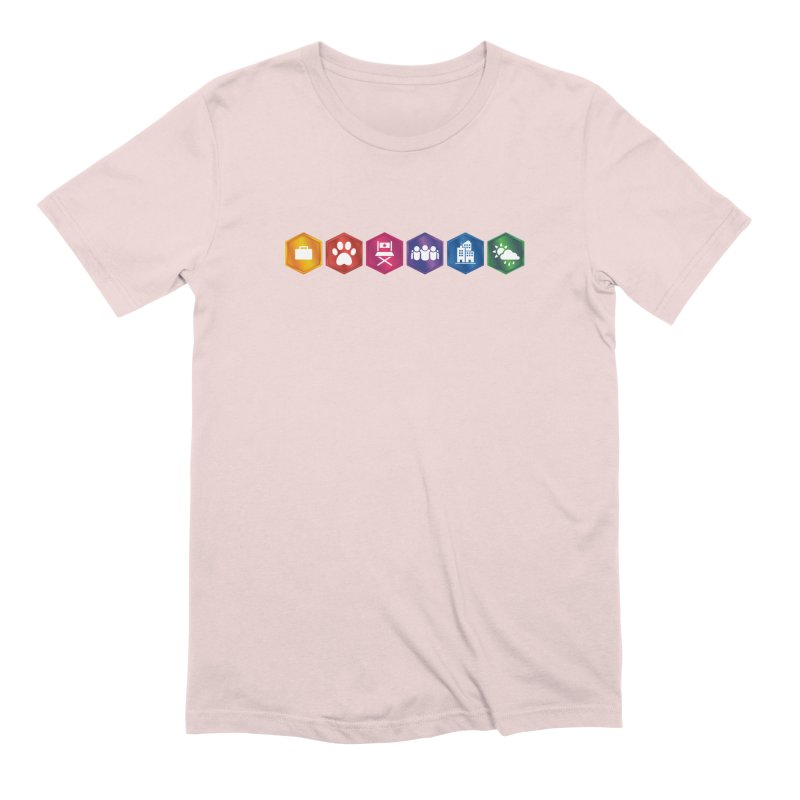 The Sims 4 Expansion Packs Men's Extra Soft T-Shirt by The Sims Official Threadless Store
