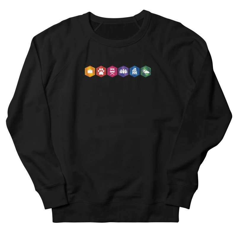 The Sims 4 Expansion Packs Women's French Terry Sweatshirt by The Sims Official Threadless Store
