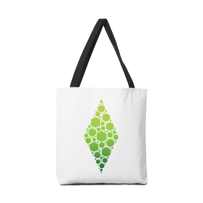 The Sims 19th Anniversary Plumbob Accessories Bag by The Sims Official Threadless Store
