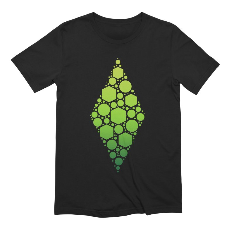 The Sims 19th Anniversary Plumbob Men's Extra Soft T-Shirt by The Sims Official Threadless Store