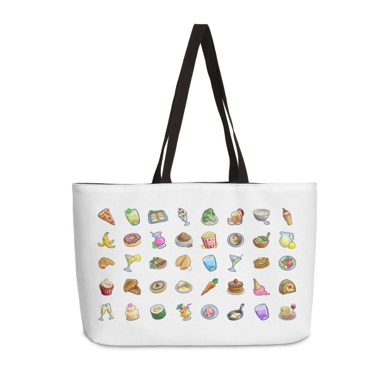 Tasty Treats in Weekender Bag by The Sims Official Threadless Store