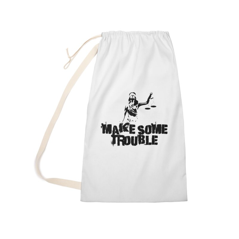 Make Some Trouble Accessories Bag by The Slants