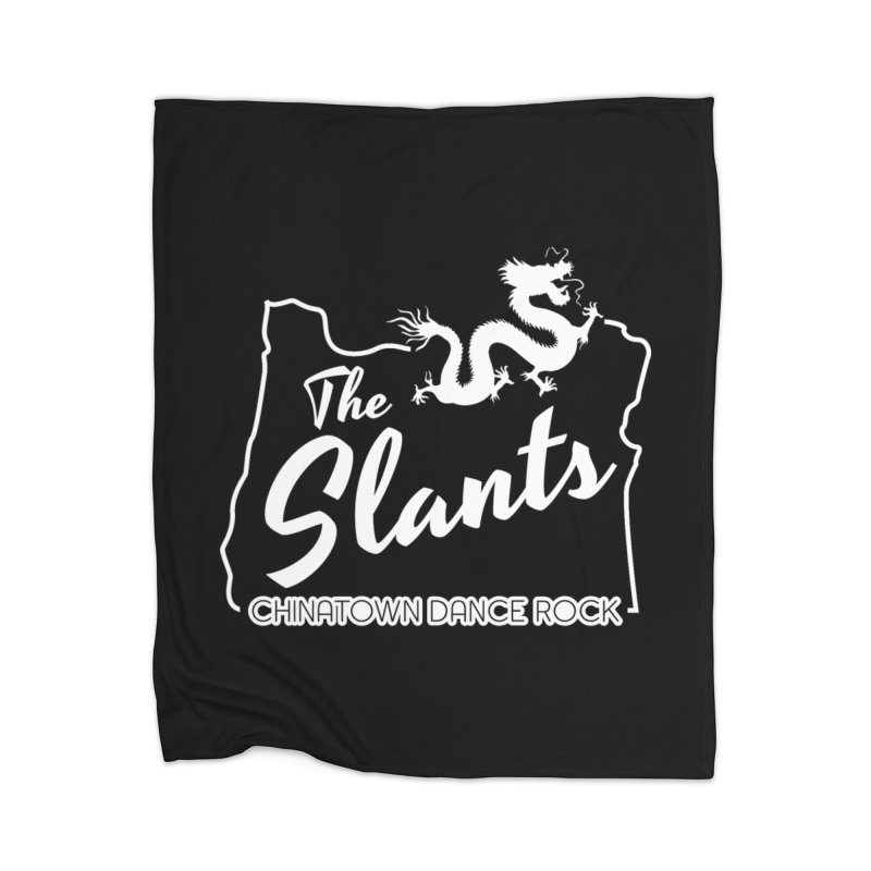 Made in Chinatown Home Blanket by The Slants