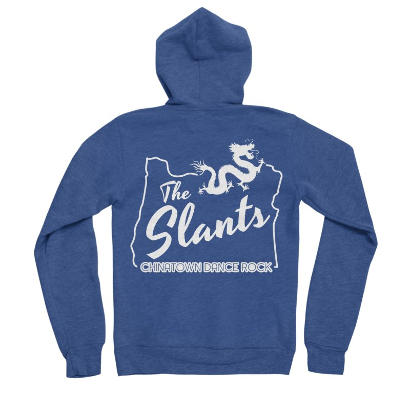 Made in Chinatown Women's Zip-Up Hoody by The Slants