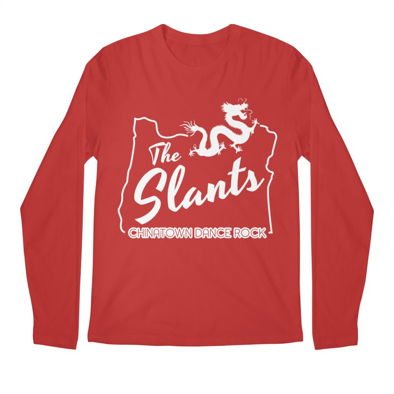 Made in Chinatown Men's Longsleeve T-Shirt by The Slants