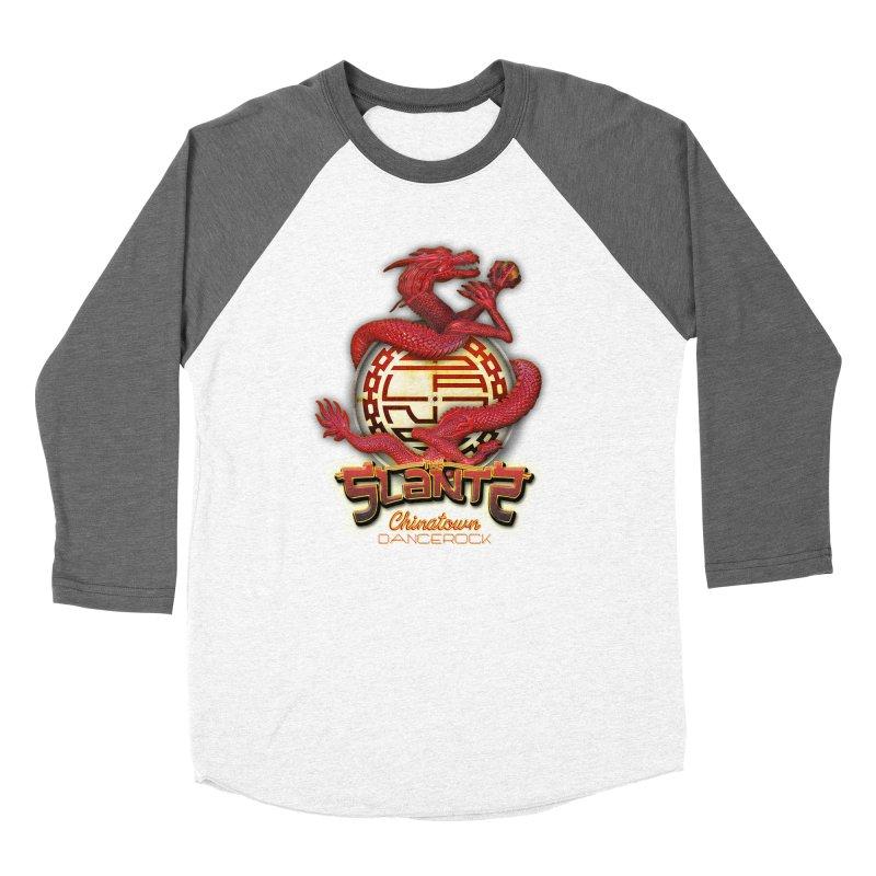 The Slants Dragonball Design Women's Longsleeve T-Shirt by The Slants