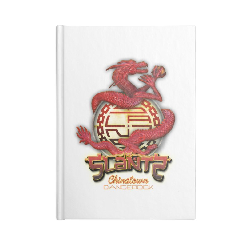 The Slants Dragonball Design Accessories Notebook by The Slants
