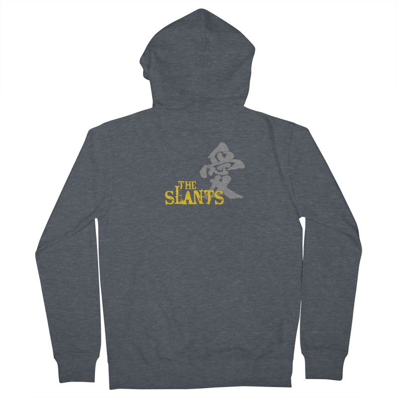 "The Slants - ""Ai"" Men's Zip-Up Hoody by The Slants"