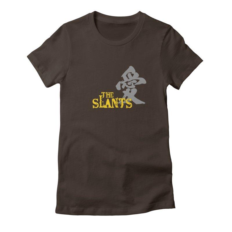 "The Slants - ""Ai"" Women's T-Shirt by The Slants"