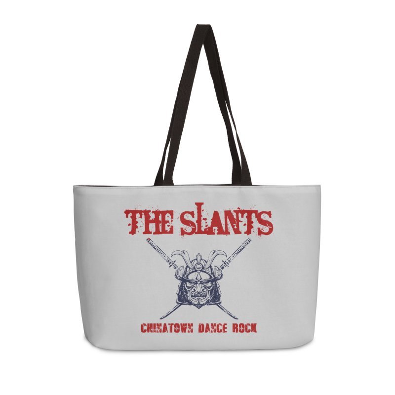 Heart of the Samurai Accessories Bag by The Slants