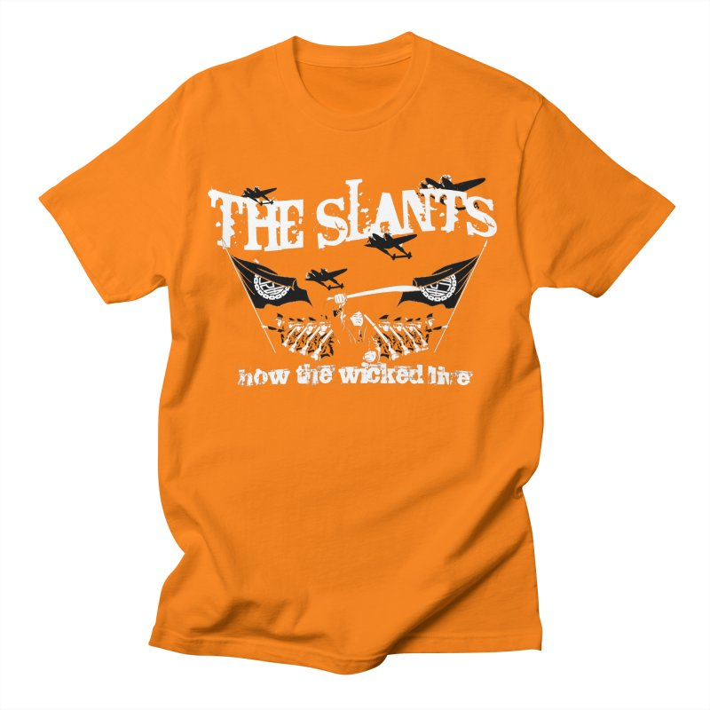 How the Wicked Live Women's T-Shirt by The Slants