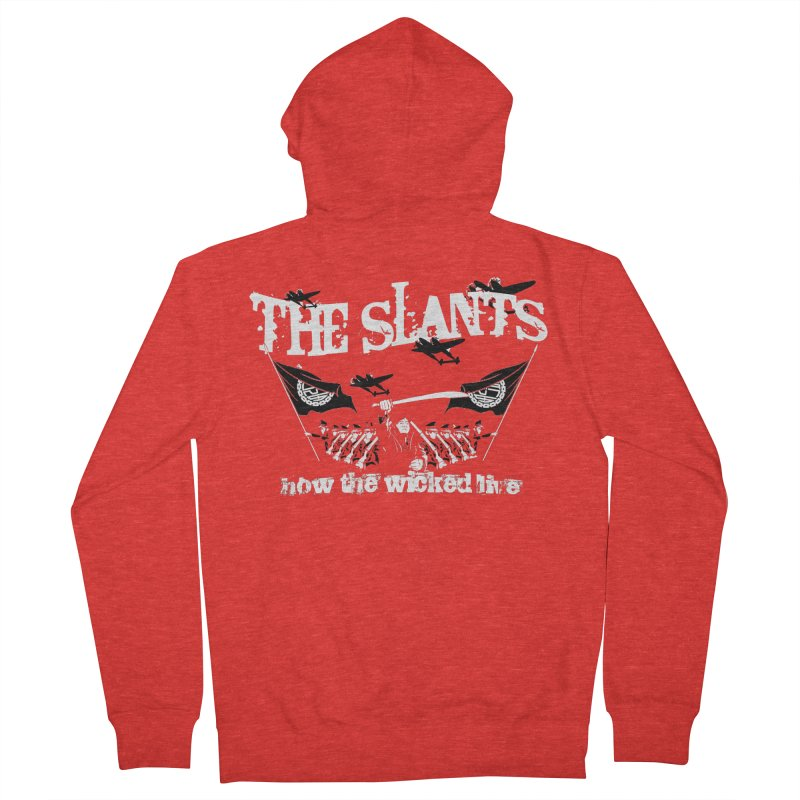 How the Wicked Live Women's Zip-Up Hoody by The Slants