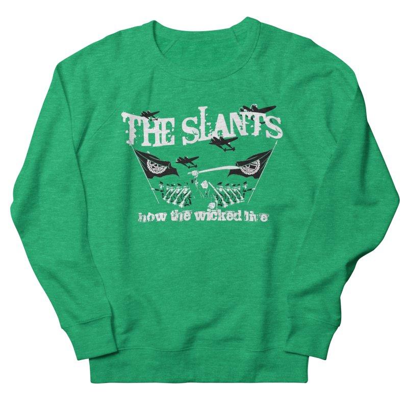 How the Wicked Live Women's Sweatshirt by The Slants