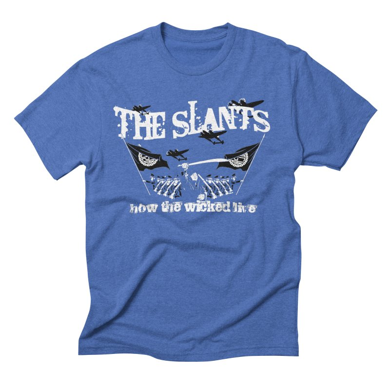 How the Wicked Live Men's T-Shirt by The Slants