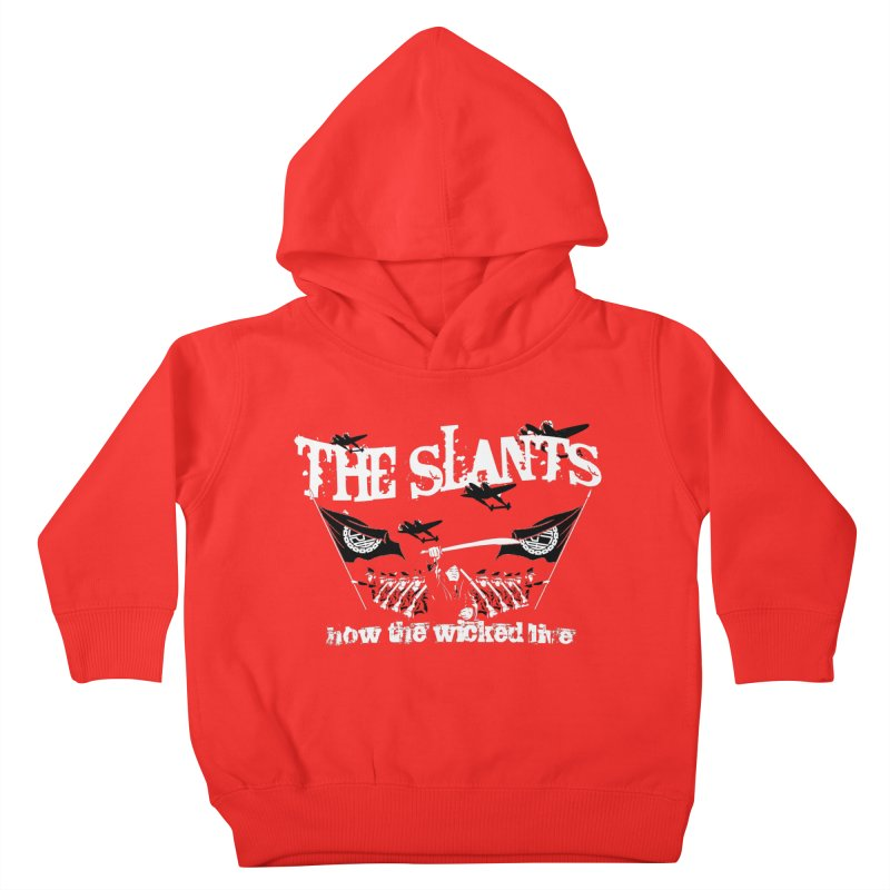 How the Wicked Live Kids Toddler Pullover Hoody by The Slants