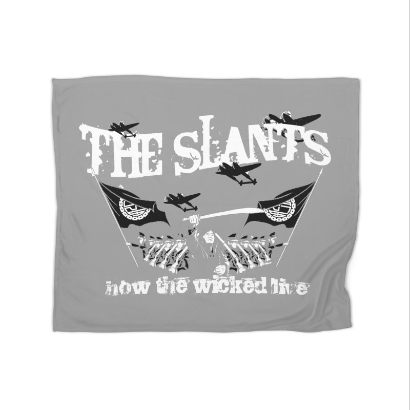 How the Wicked Live Home Blanket by The Slants