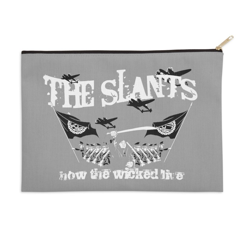 How the Wicked Live Accessories Zip Pouch by The Slants