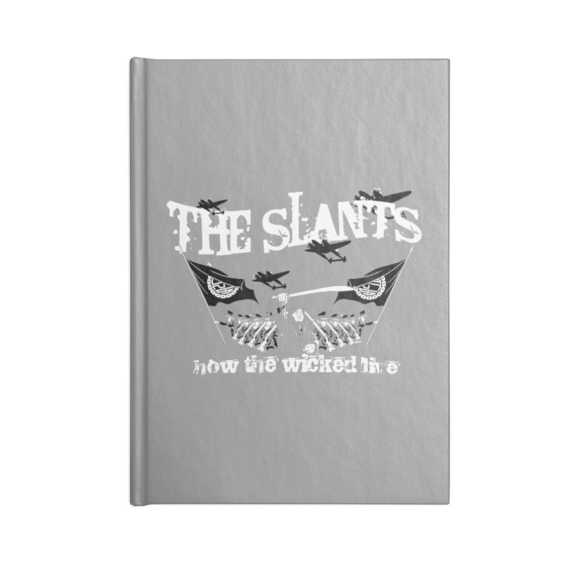 How the Wicked Live Accessories Notebook by The Slants