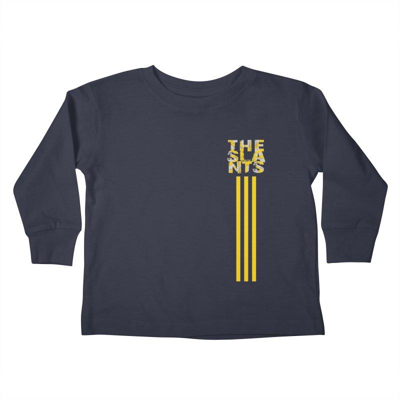 """""""III"""" Kids Toddler Longsleeve T-Shirt by The Slants"""