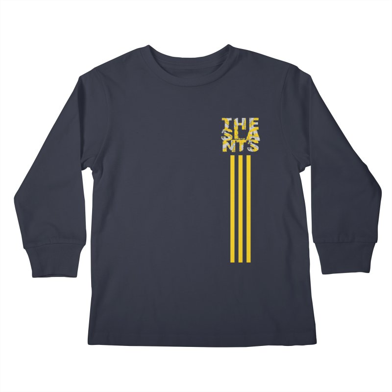 """""""III"""" Kids Longsleeve T-Shirt by The Slants"""