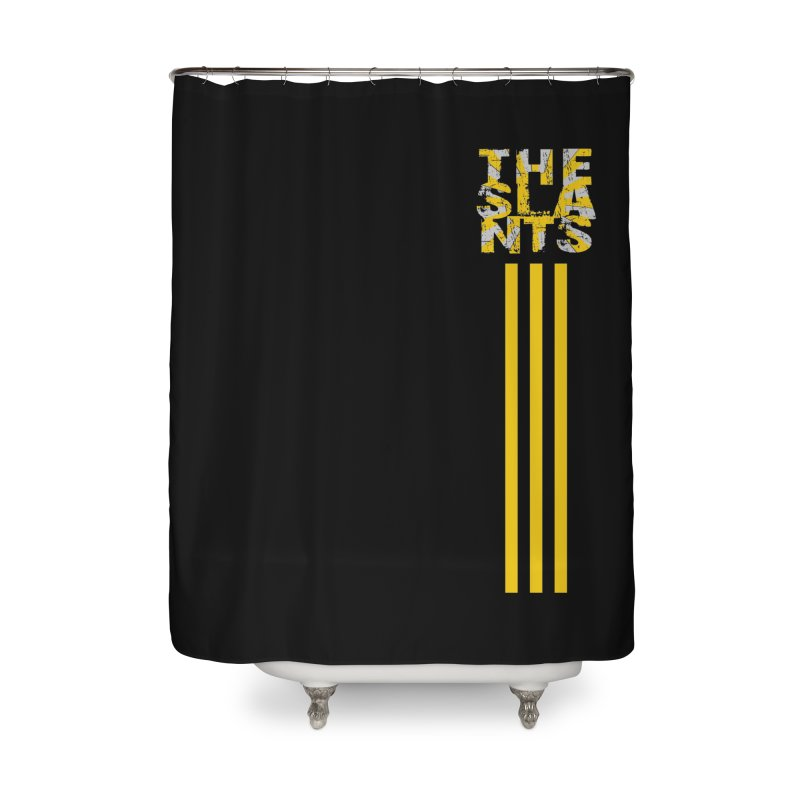 """III"" Home Shower Curtain by The Slants"