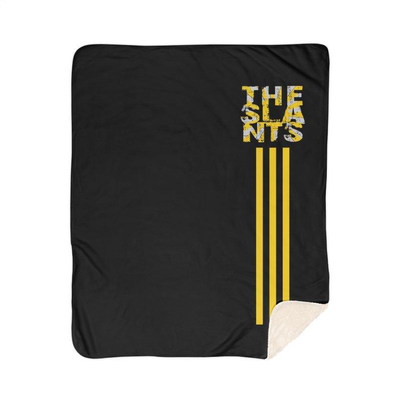 """""""III"""" Home Blanket by The Slants"""