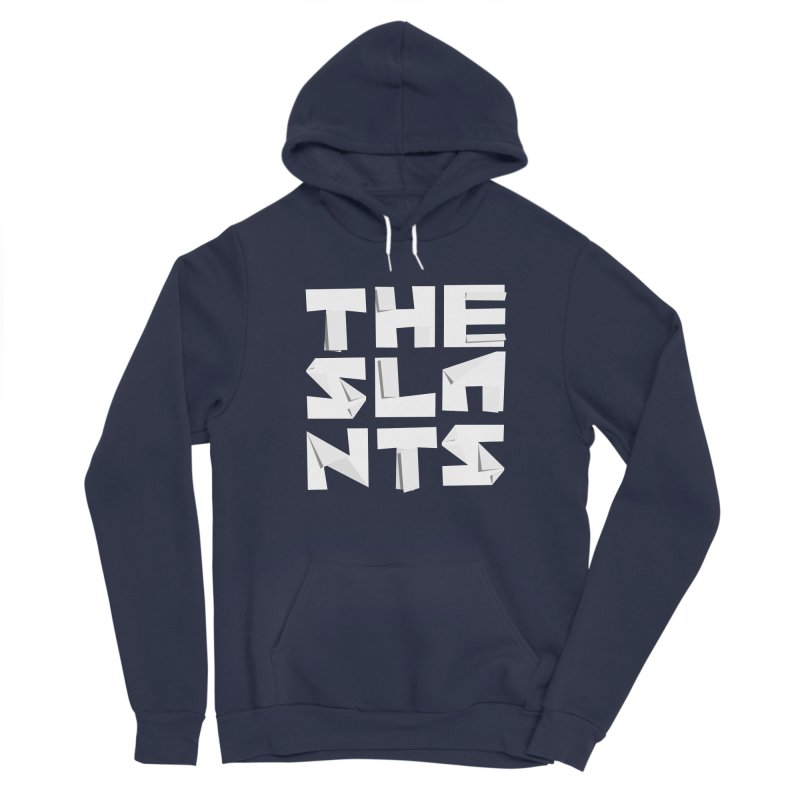 Origami Letters Women's Pullover Hoody by The Slants