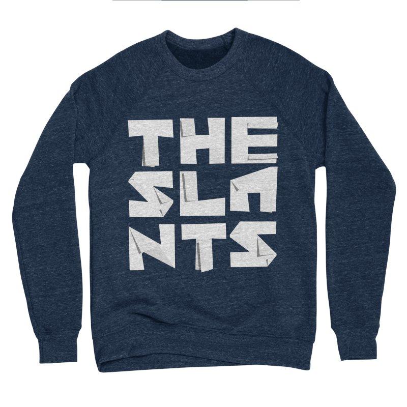 Origami Letters Women's Sweatshirt by The Slants
