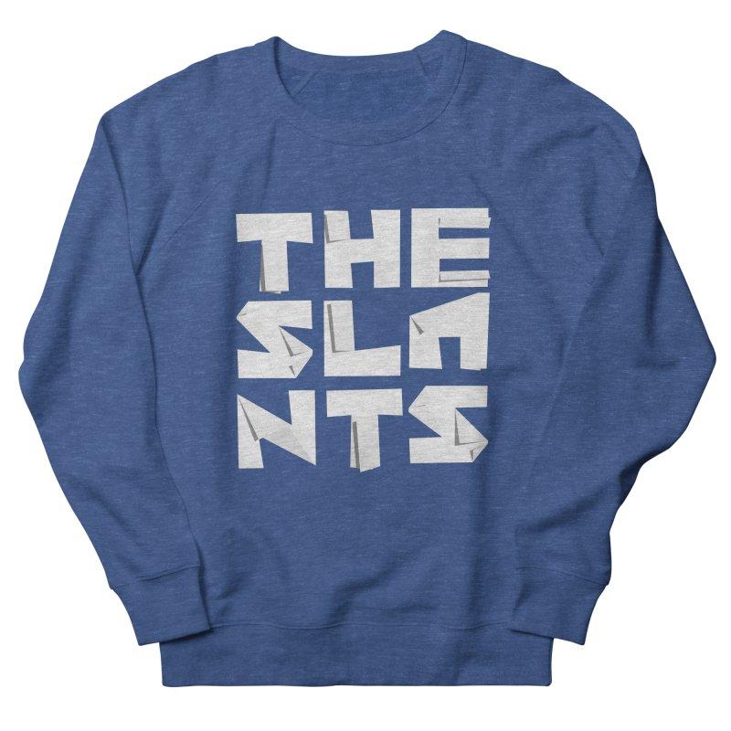Origami Letters Men's Sweatshirt by The Slants