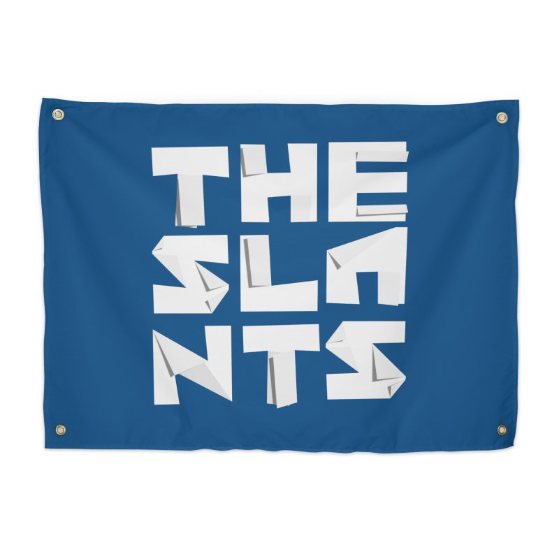 Origami Letters Home Tapestry by The Slants