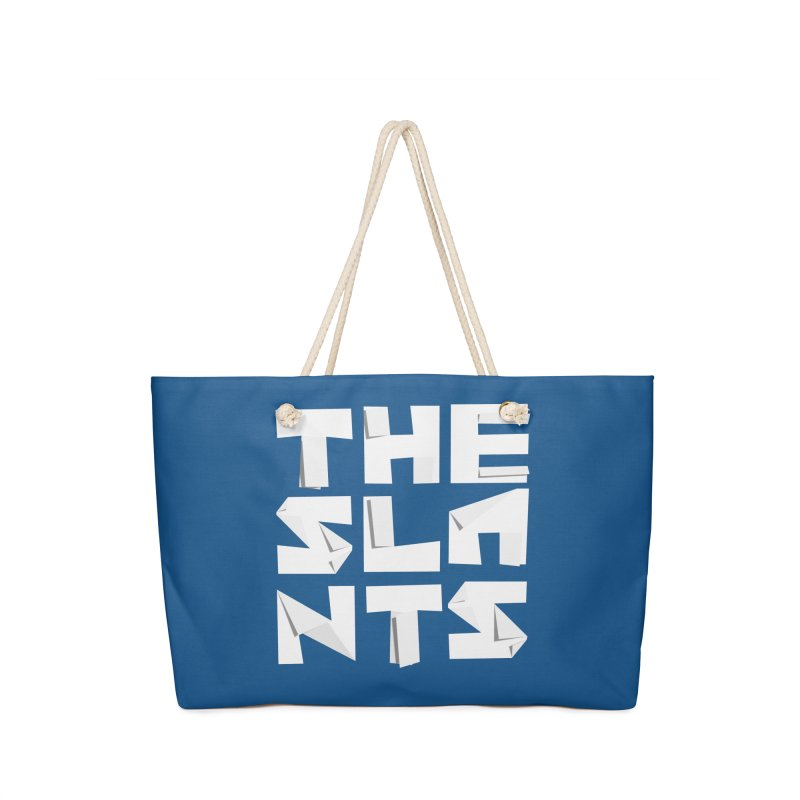 Origami Letters Accessories Bag by The Slants