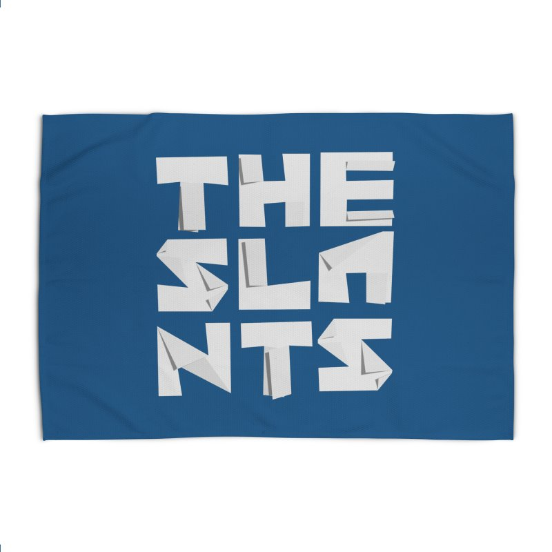 Origami Letters Home Rug by The Slants