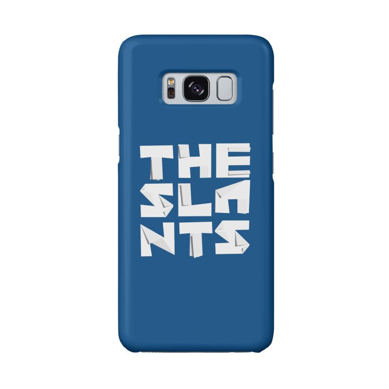 Origami Letters Accessories Phone Case by The Slants