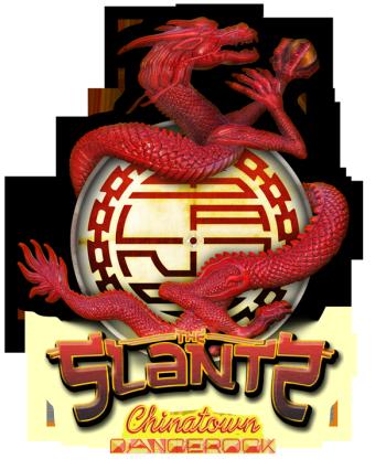 The Slants Logo