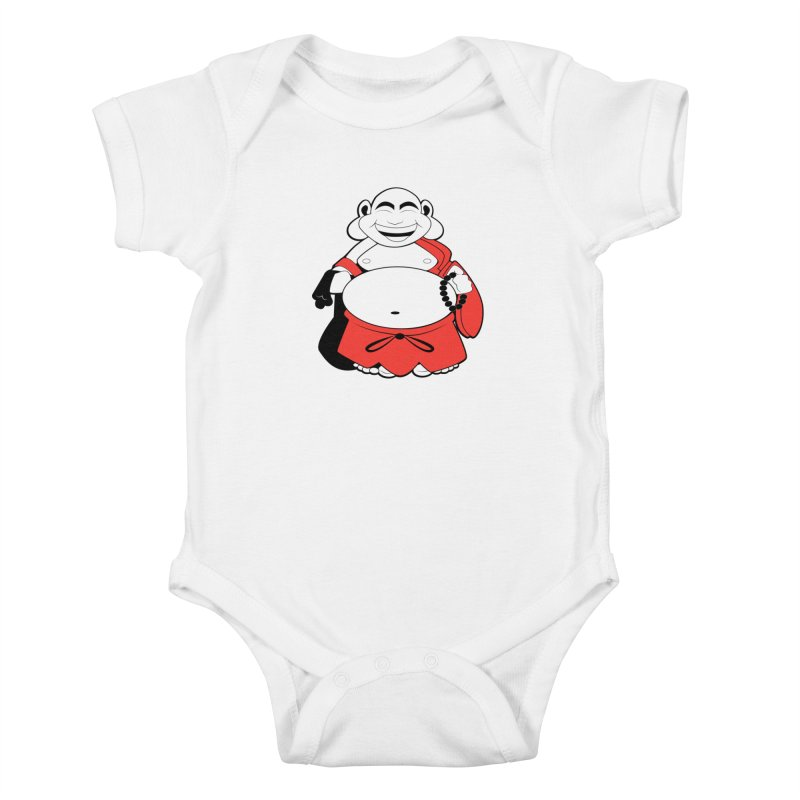 Blessed Kids Baby Bodysuit by Slugamo's Threads