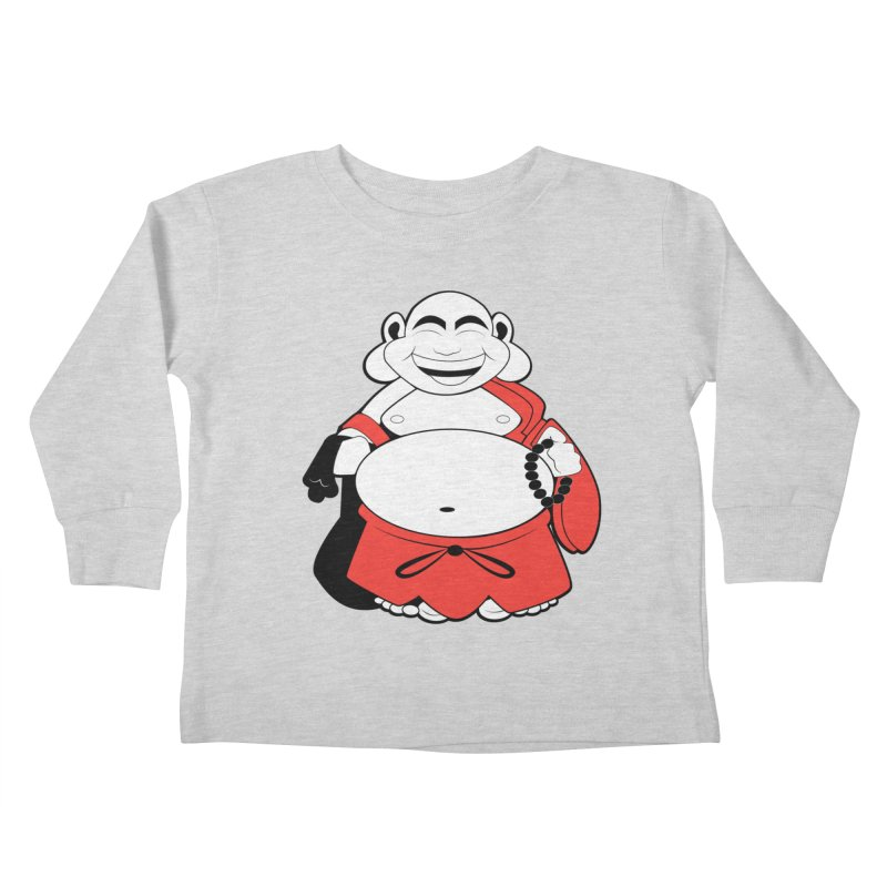 Blessed Kids Toddler Longsleeve T-Shirt by Slugamo's Threads