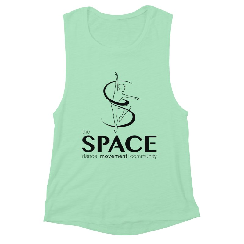 Light Color Shirts & Sweatshirts Women's Tank by The Space's Apparel & More
