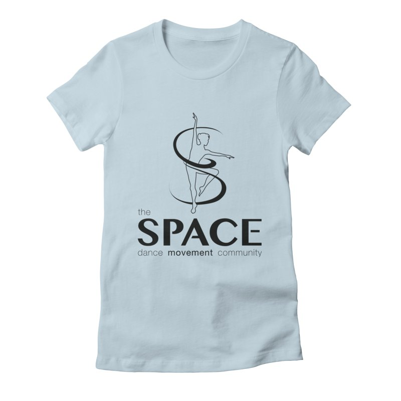 Light Color Shirts & Sweatshirts Women's T-Shirt by The Space's Apparel & More