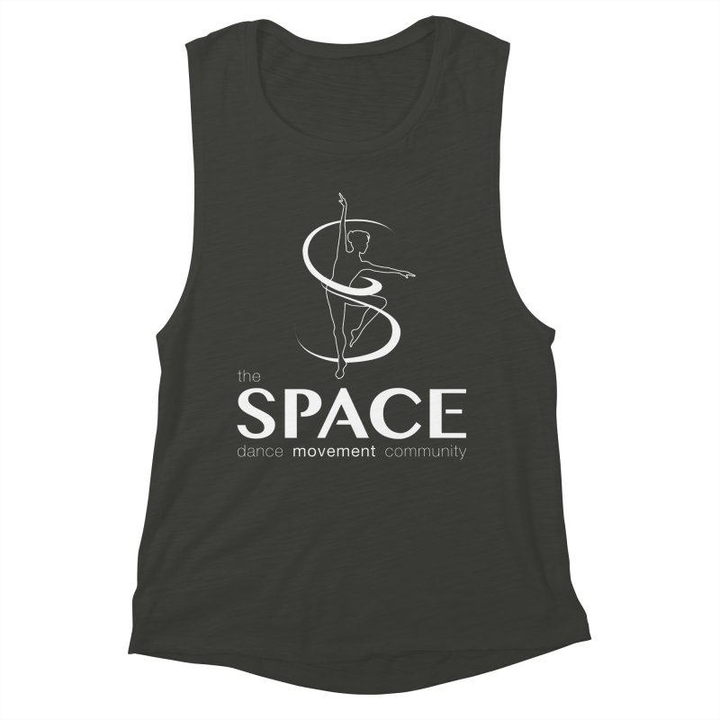 Dark Color Shirts & Sweatshirts Women's Tank by The Space's Apparel & More