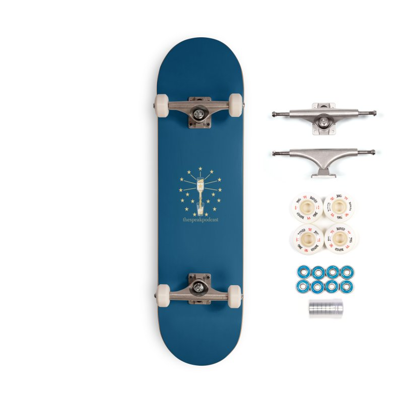Home and Accessory Items Accessories Complete - Premium Skateboard by thespeakpodcast's page o' merch