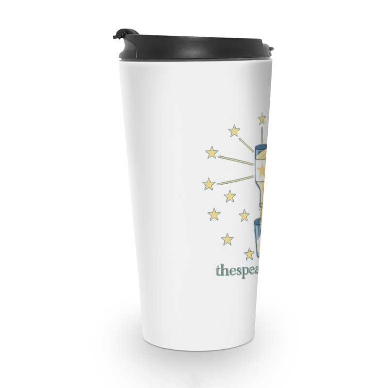 Clothing and Apparel Accessories Travel Mug by thespeakpodcast's page o' merch