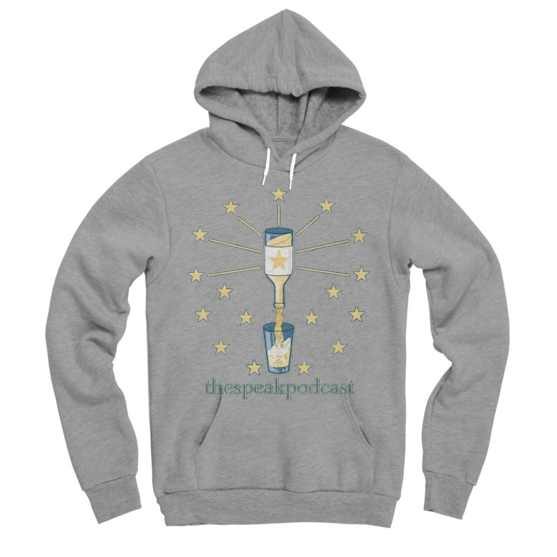 Clothing and Apparel Women's Sponge Fleece Pullover Hoody by thespeakpodcast's page o' merch