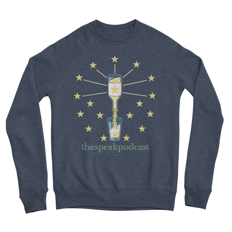 Clothing and Apparel Women's Sponge Fleece Sweatshirt by thespeakpodcast's page o' merch