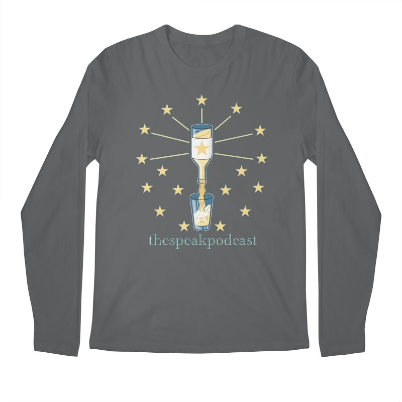 Clothing and Apparel Men's Regular Longsleeve T-Shirt by thespeakpodcast's page o' merch
